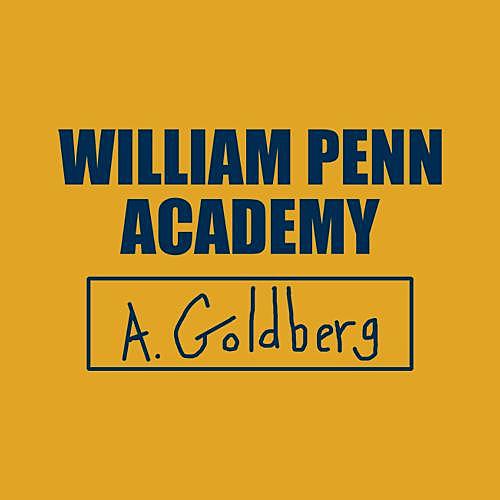 Five Finger Tees: William Penn Academy T-Shirt