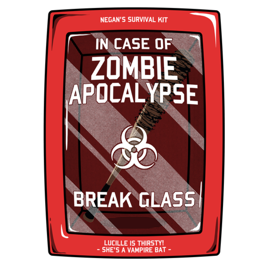 NeatoShop: In case of Zombie Apocalypse