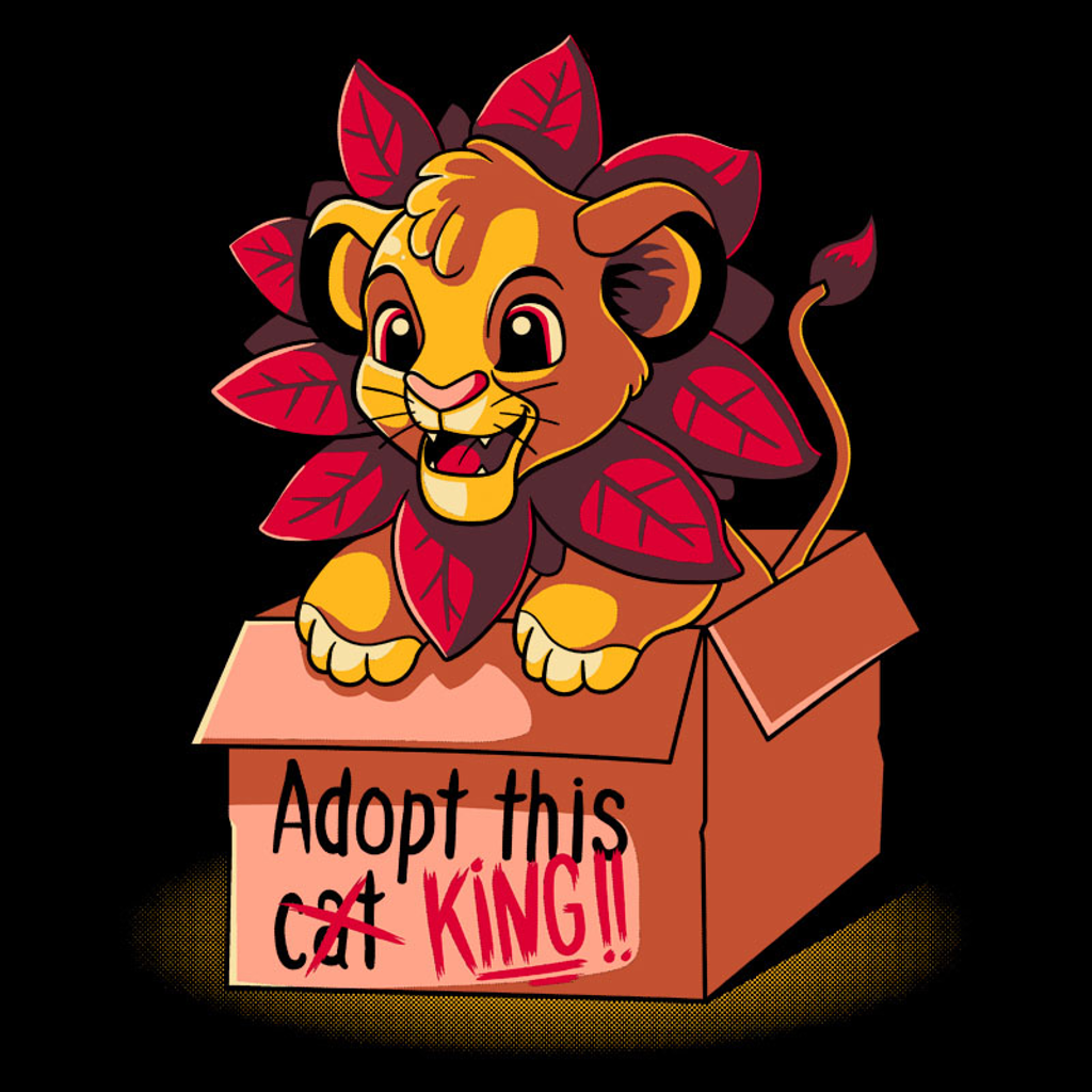Pampling: Adopt a King