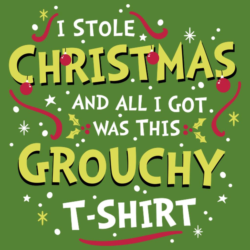NeatoShop: I Stole Christmas