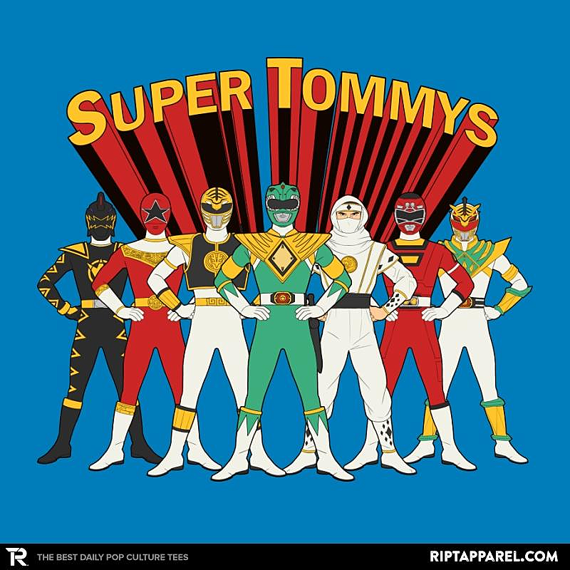 Ript: Super Tommys
