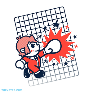 The Yetee: Retro Punch