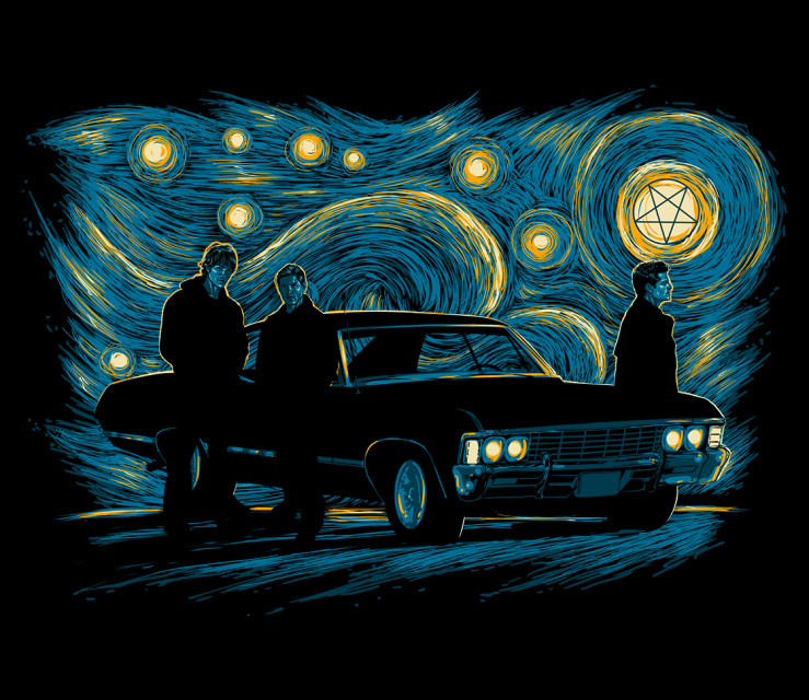 TeeFury: Hunters Night