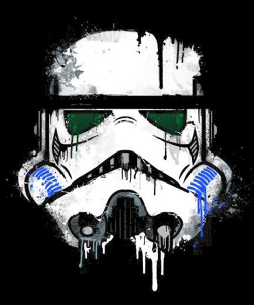 Qwertee: Trooper