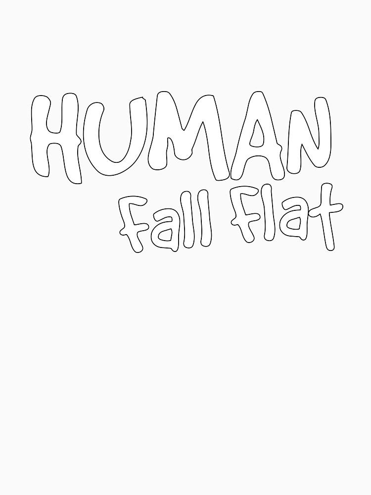 RedBubble: Human Fall Flat