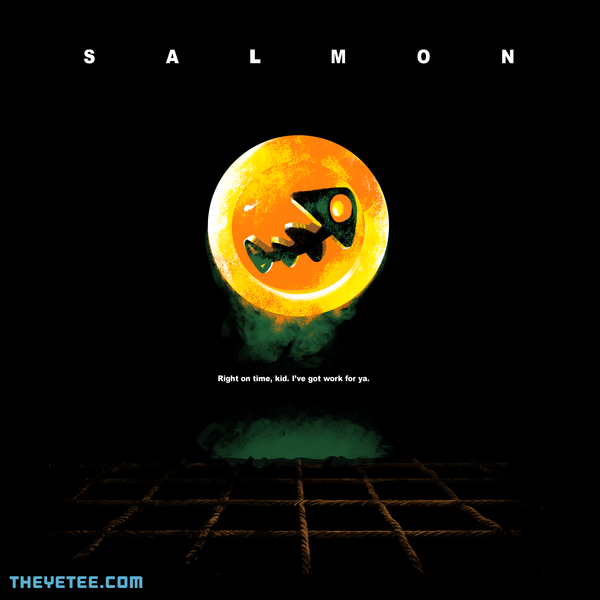 The Yetee: S A L M O N