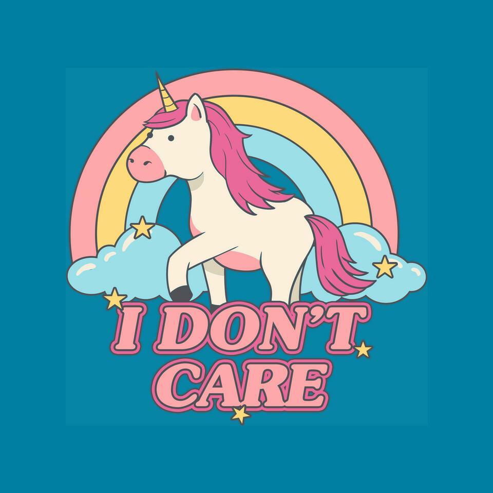TeeFury: Do Not Care