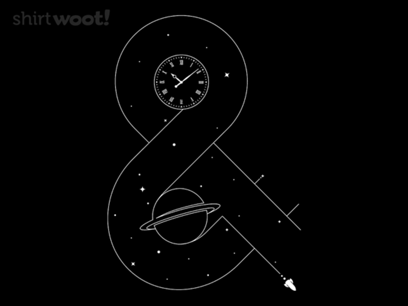Woot!: Time & Space