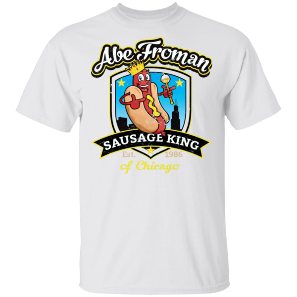 Pop-Up Tee: Abe Froman Sausage King