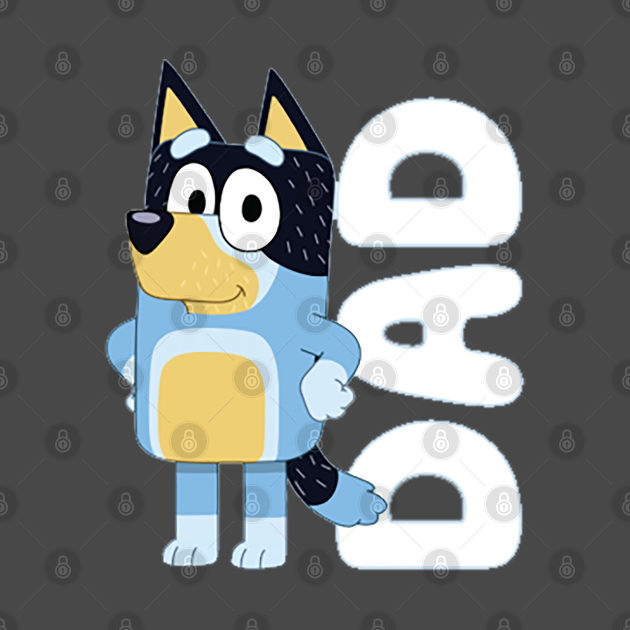 TeePublic: Bandit - Dad