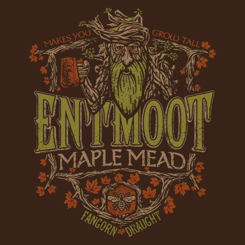We Heart Geeks: Entmoot Maple Mead