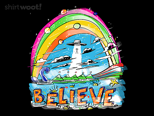 Woot!: Believe in Them All