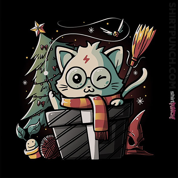 ShirtPunch: Meowgical Gift