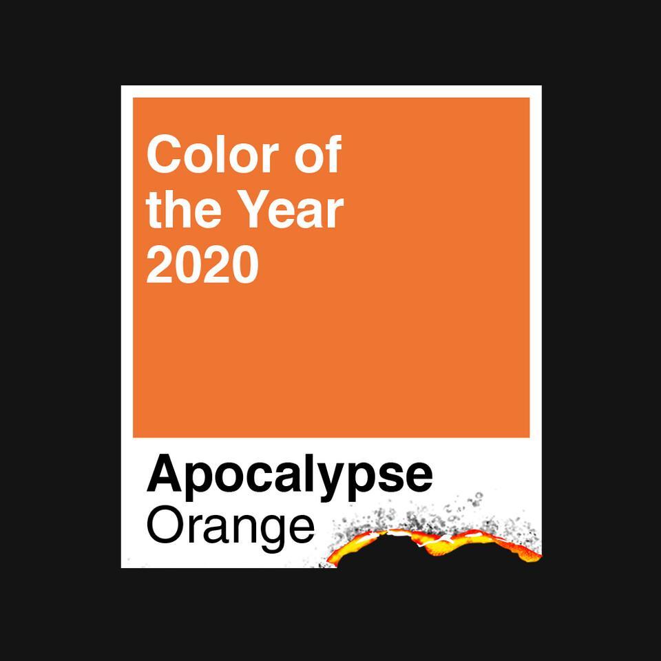 TeeFury: Apocalypse Orange