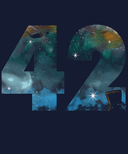Qwertee: Life the Universe and Everything
