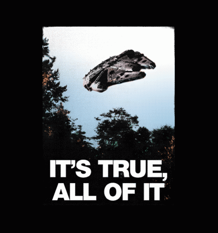BustedTees: It's True All of It
