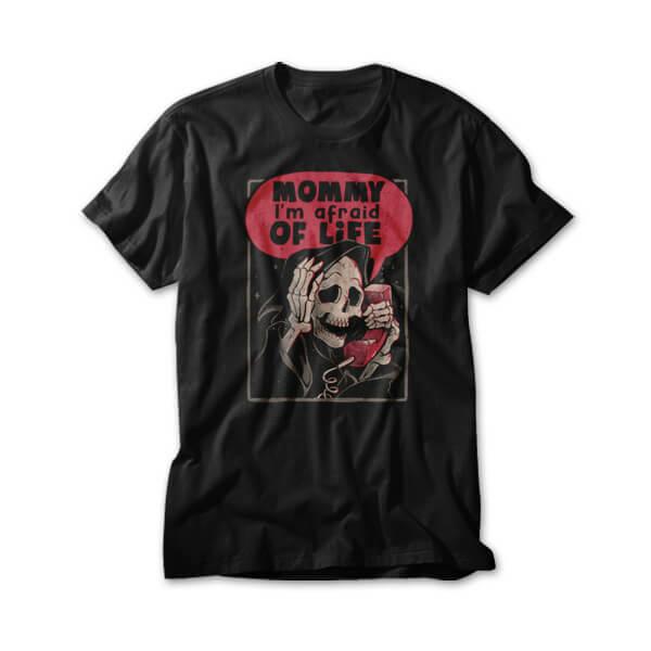 OtherTees: Afraid of Life