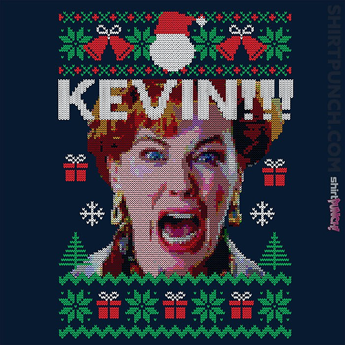 ShirtPunch: Kevin Sweater