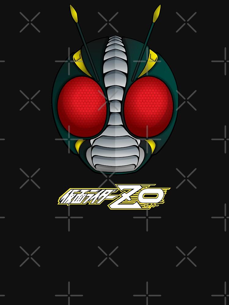 RedBubble: Kamen Rider ZO Masked Rider