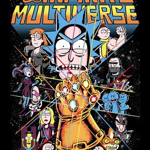 Qwertee: Infinity Multiverse
