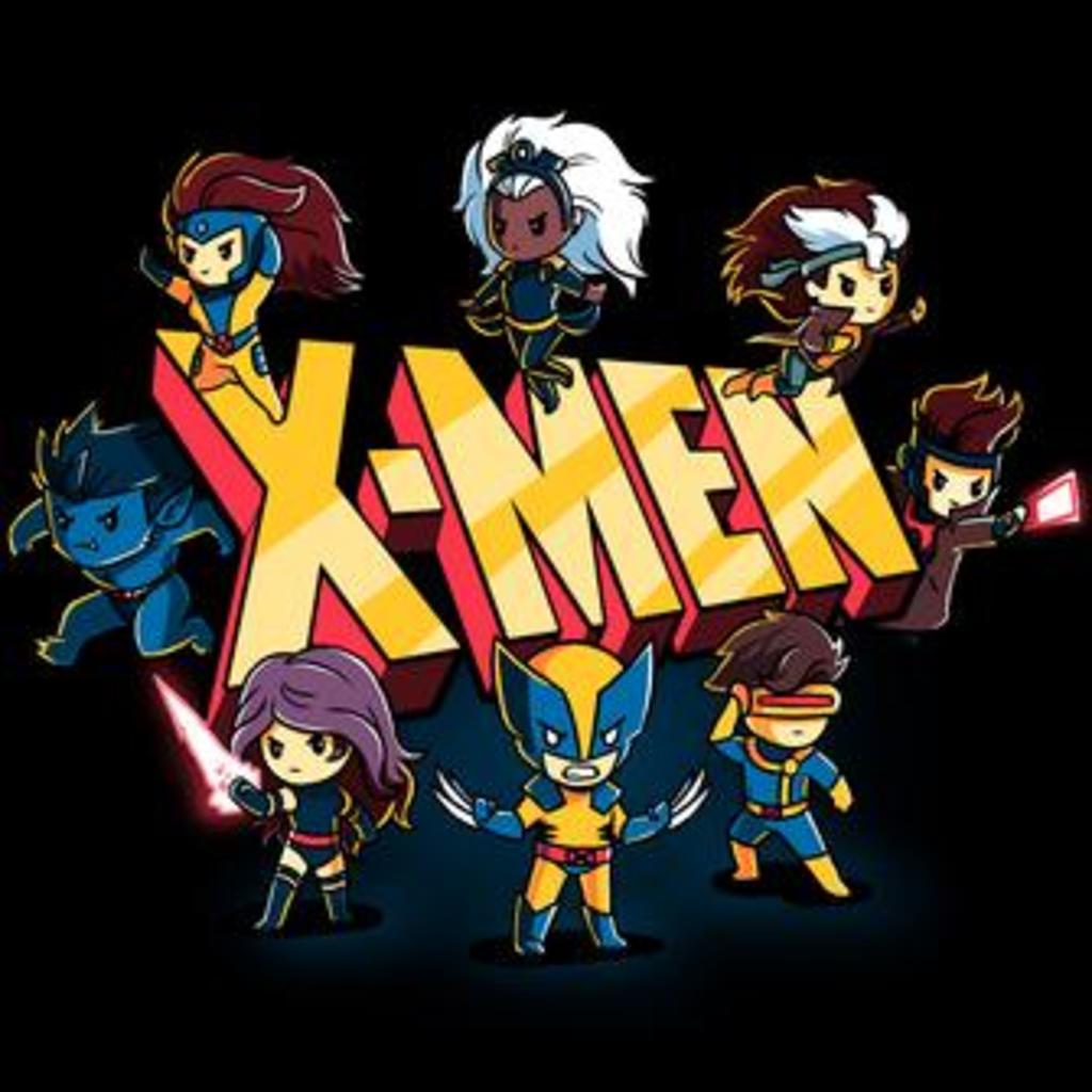 TeeTurtle: X-Men Shirt