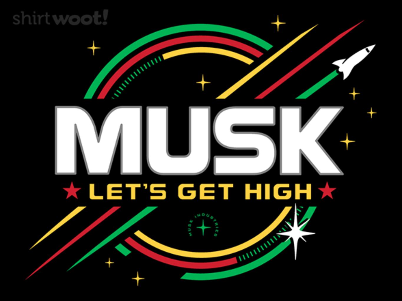 Woot!: Musk