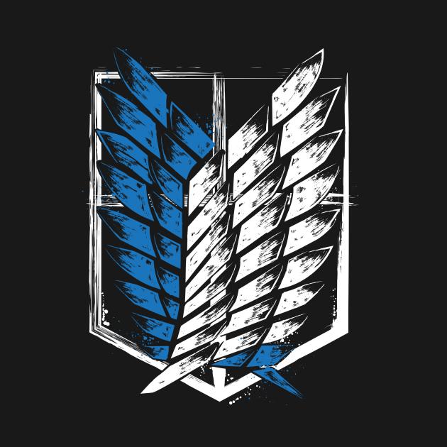 TeePublic: Wings of Freedom