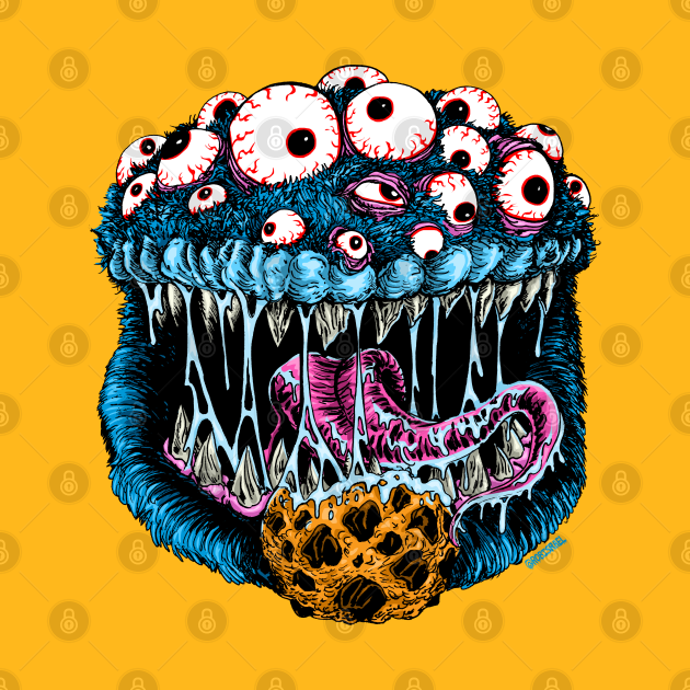 TeePublic: Cookie Creature