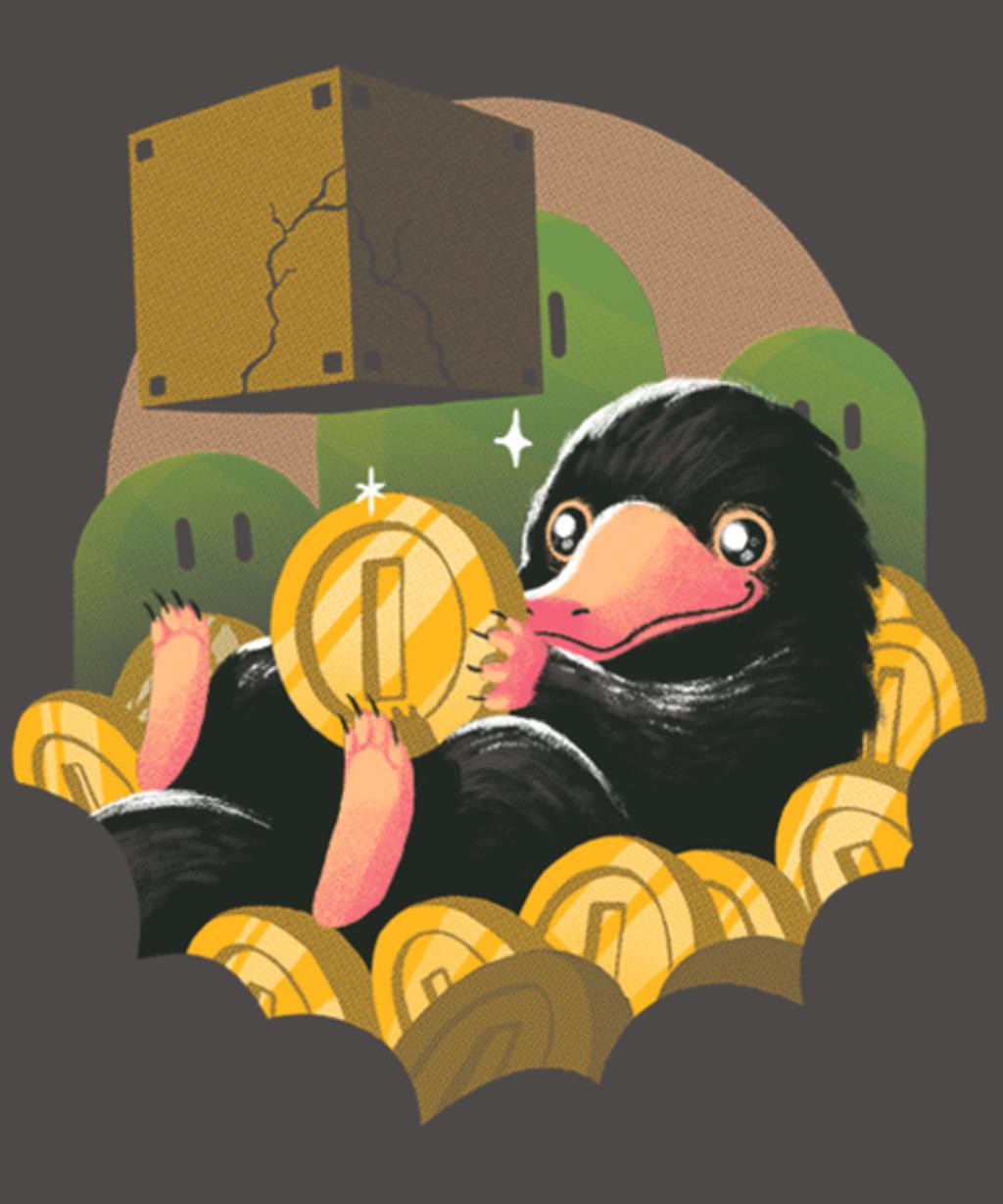 Qwertee: Coins
