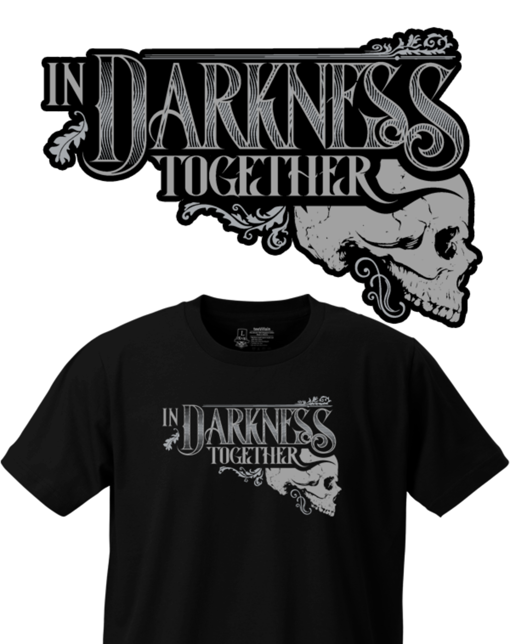 teeVillain: In Darkness Together