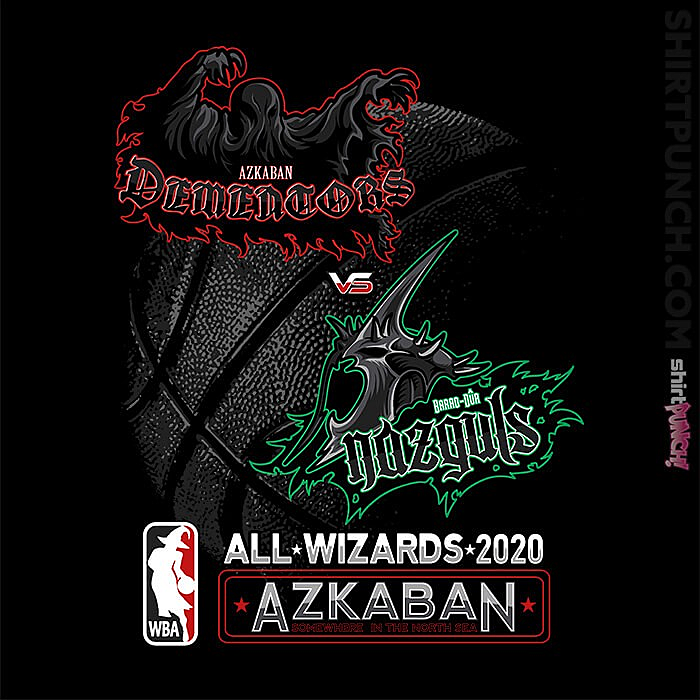 ShirtPunch: Wizard All Stars
