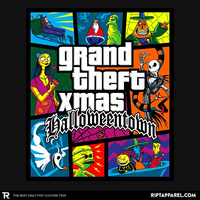 Ript: Grand Theft Xmas: Halloweentown
