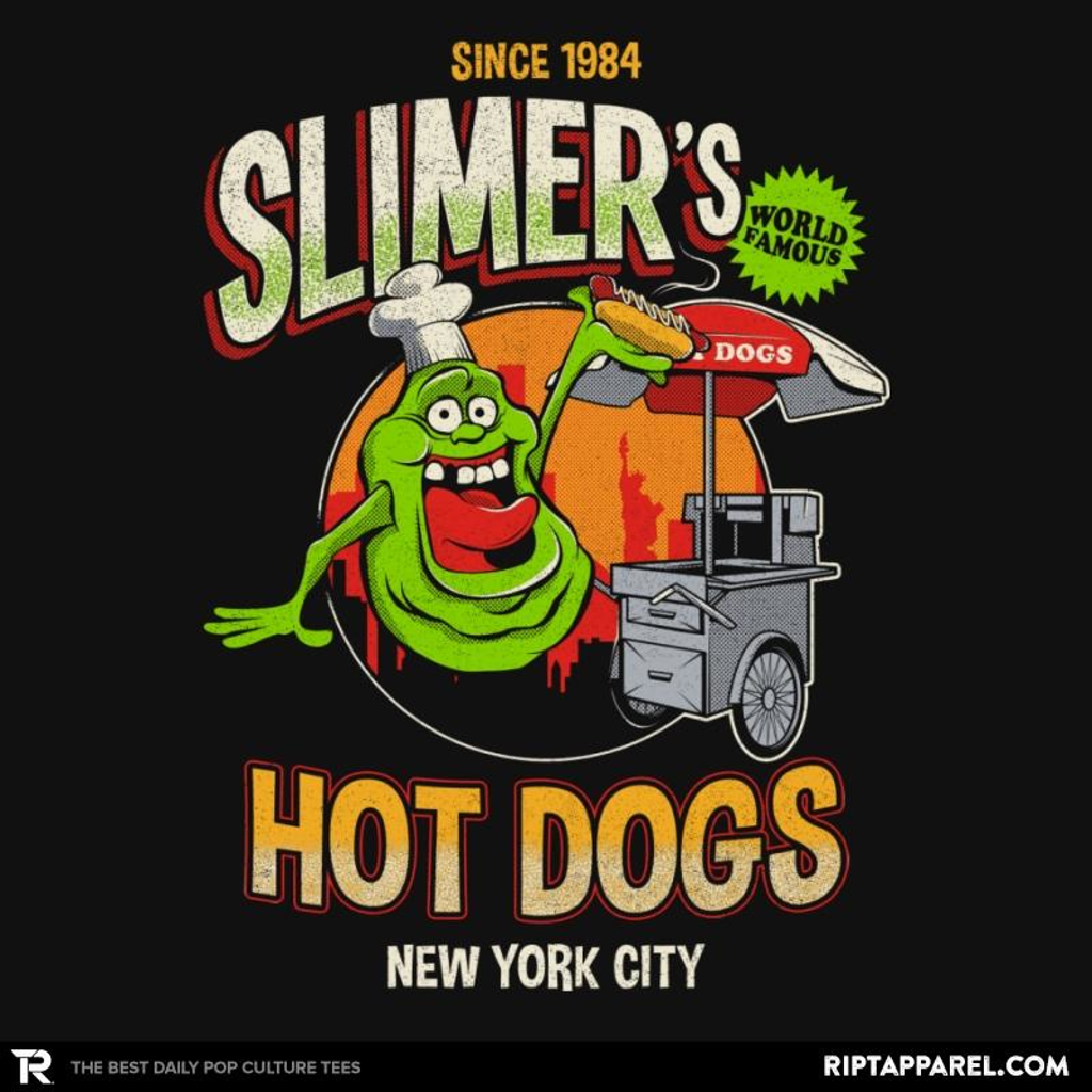 Ript: Slimer's Hot Dogs