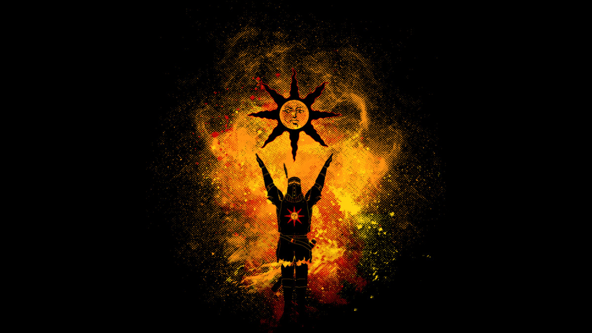 Design by Humans: Praise the sun Art