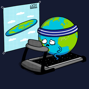 Qwertee: Round Earth!