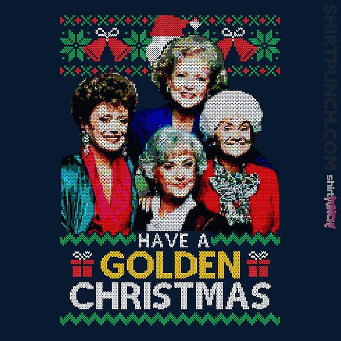 ShirtPunch: Golden Christmas