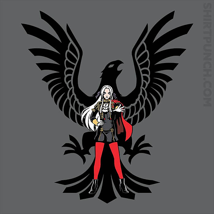 ShirtPunch: Black Eagles House Leader