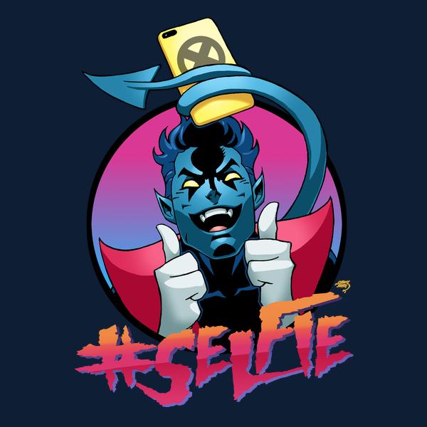 NeatoShop: Nightcrawler Selfie