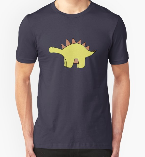 RedBubble: Dinosaurs and Dinosaurs