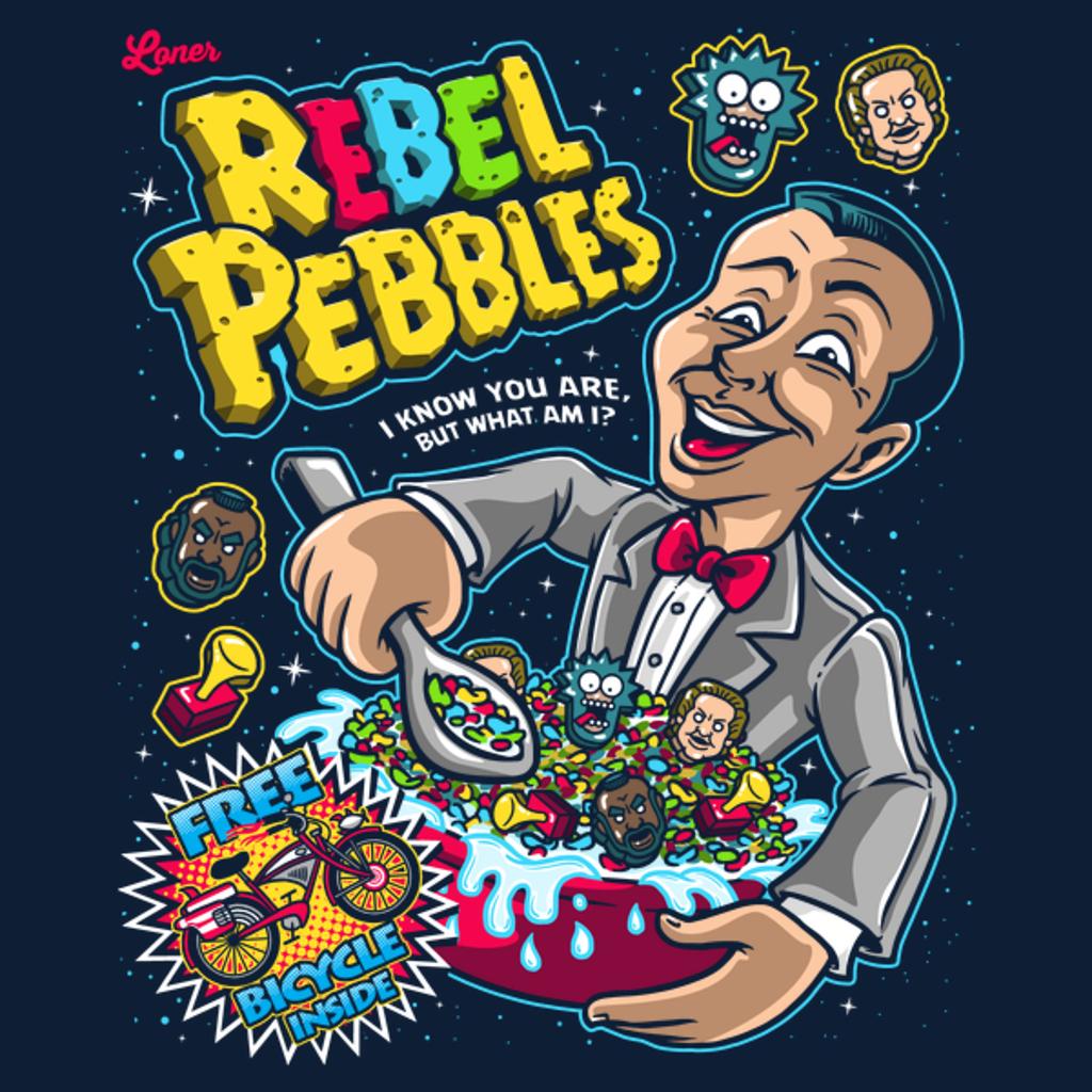 NeatoShop: Rebel Pebbles