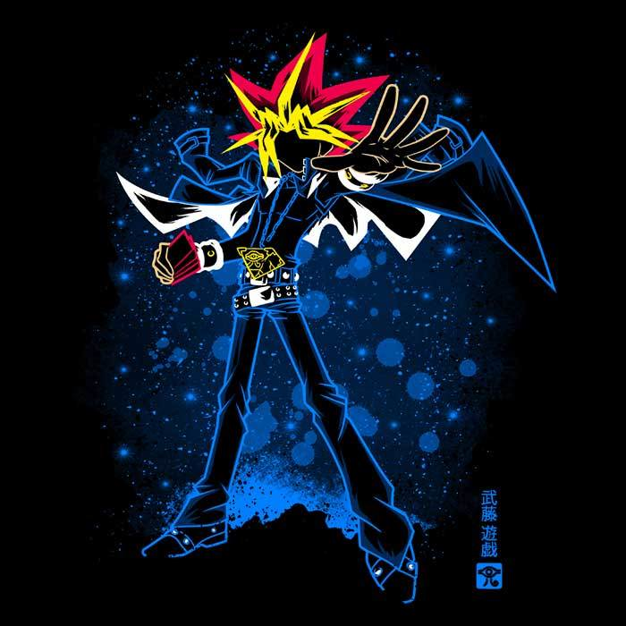 Once Upon a Tee: The Duel Master