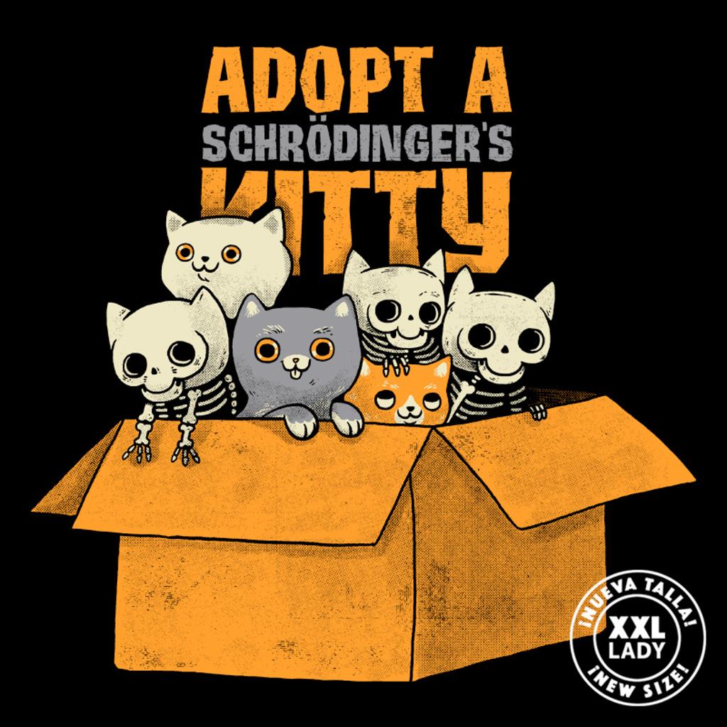 Pampling: Schrodinger Kittys