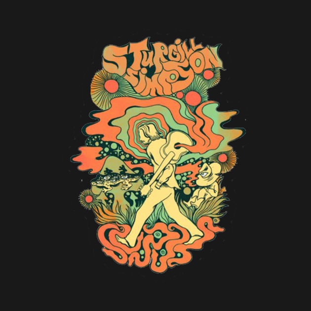 TeePublic: art Sturgill simpson