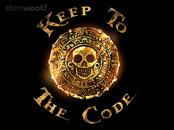 Woot!: Keep To The Code