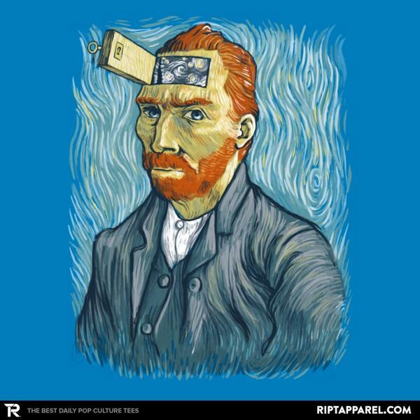 Ript: Van Gogh's door