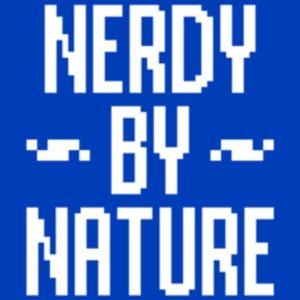 Textual Tees: Nerdy By Nature