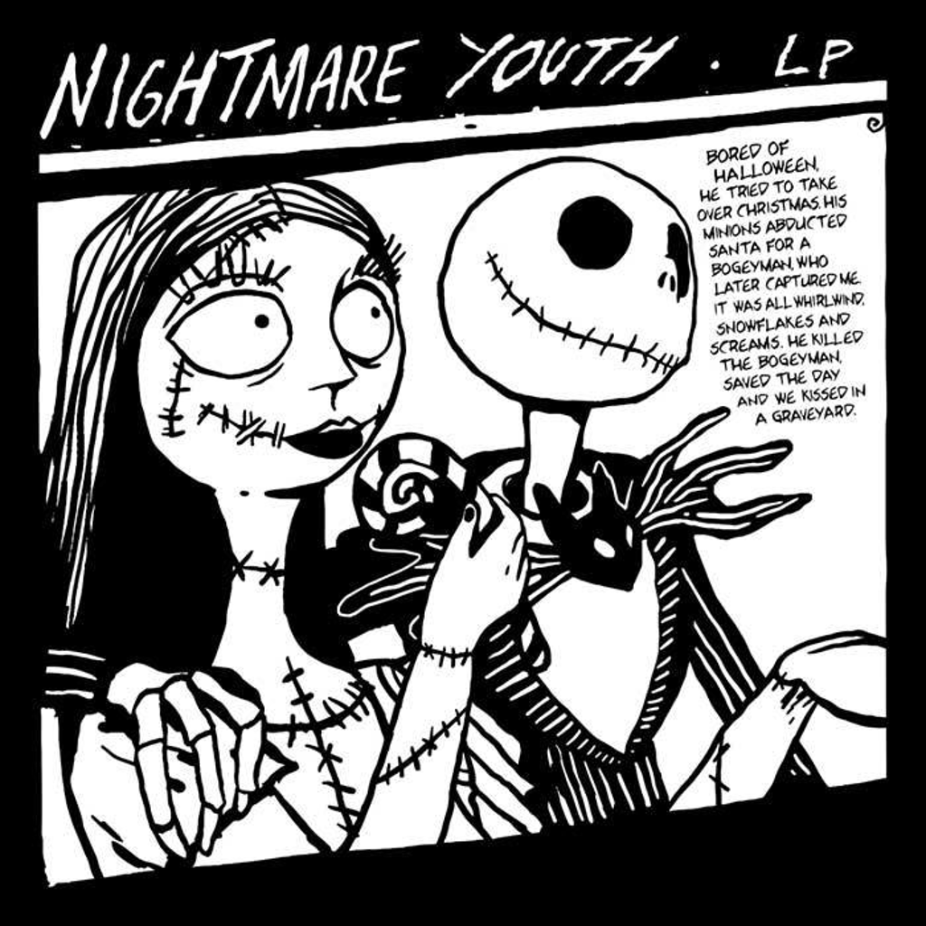 Once Upon a Tee: Nightmare Youth