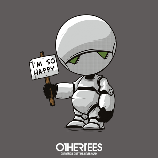 OtherTees: I'm so happy