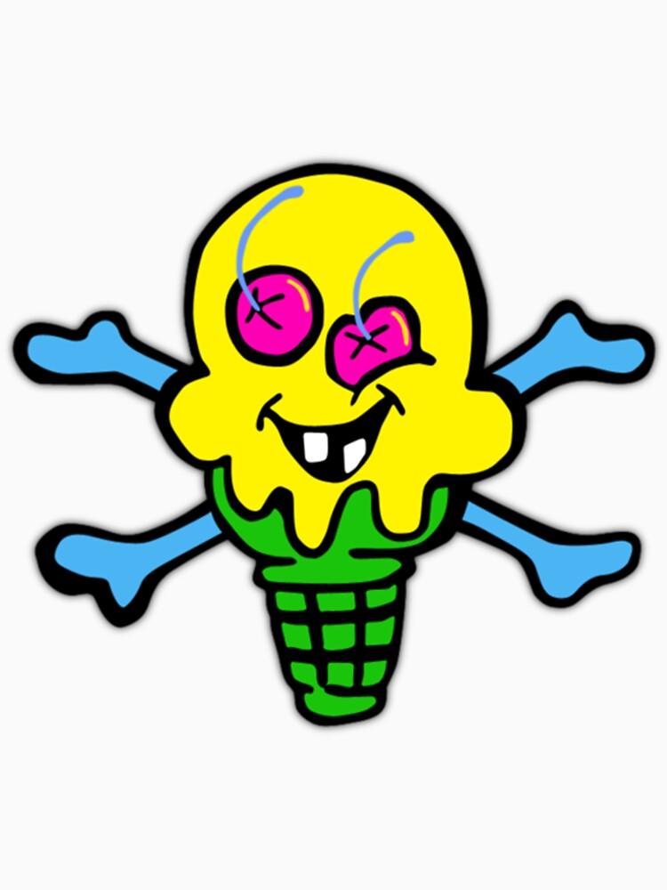 RedBubble: Ice Cream Billionaire Boys Club
