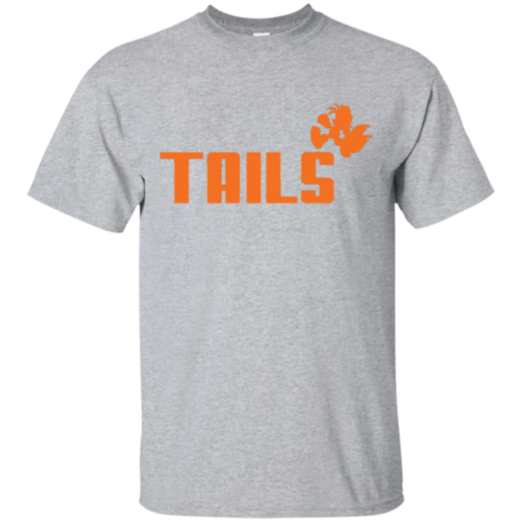 Pop-Up Tee: Tails